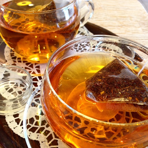 Tee - Wärme im Winter
