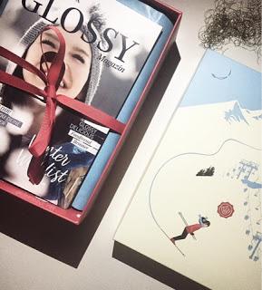 Glossybox November 2016