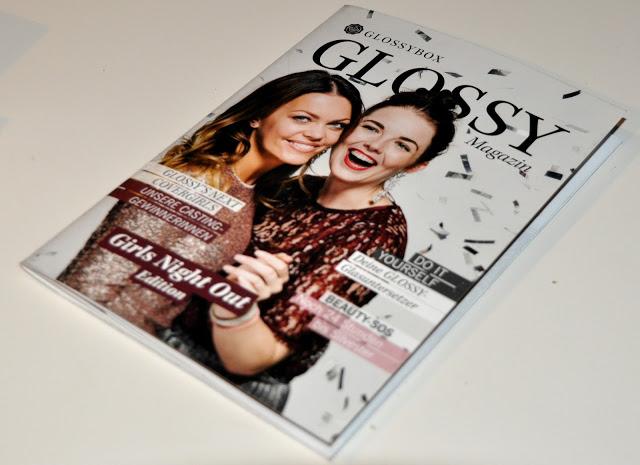 Glossybox Dezember 16