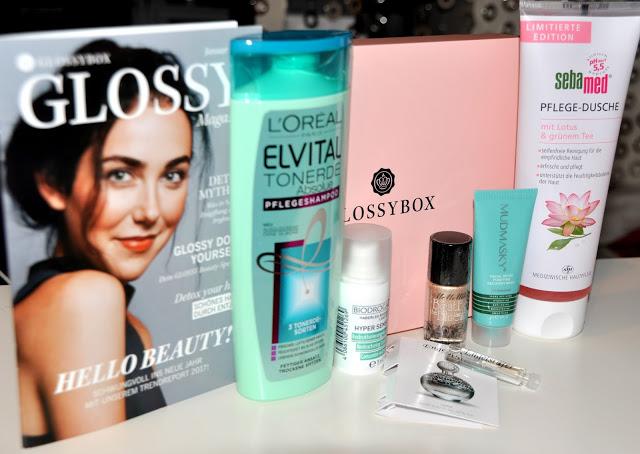 Glossybox Januar 2017