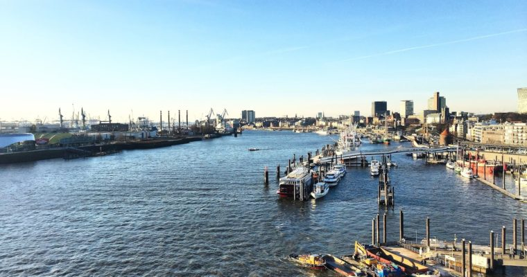 Unsere Elbphilharmonie in der Hafen City
