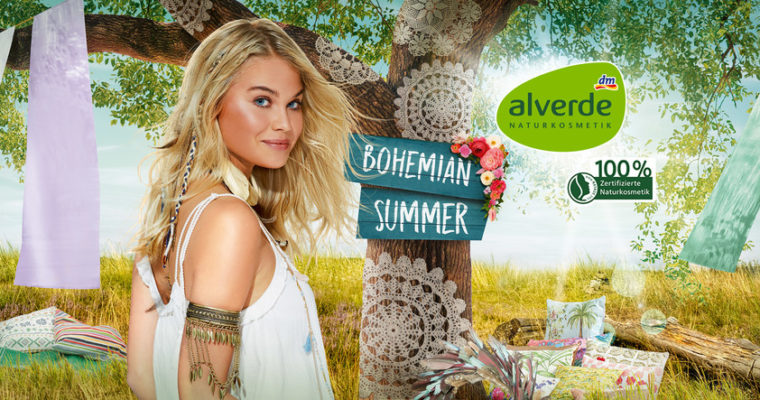 Preview: Die neue Limited Edition Bohemian Summer von Alverde
