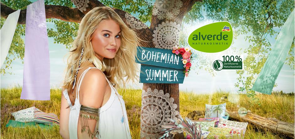 Preview: Die neue Limited Edition Bohemian Summer von Alverde