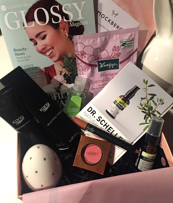 Glossybox April 2017