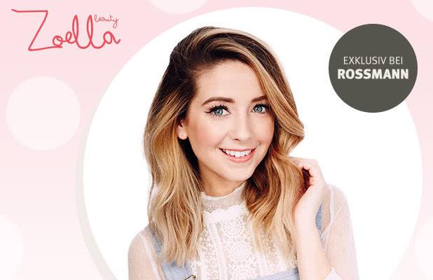 Zoella Beauty – Jetzt exklusiv bei Rossmann!