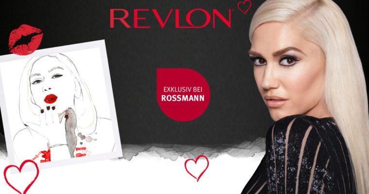 Beauty News, die begeistern: REVLON ab jetzt exklusiv bei Rossmann!