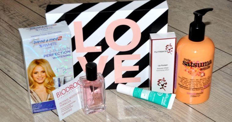 Glossybox Februar 2017 – LOVE EDITION ♡