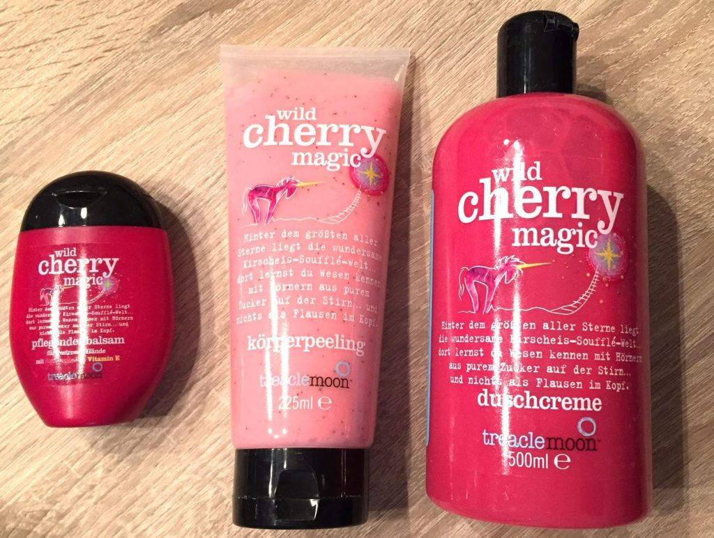 Die neue Treaclemoon Serie – Wild Cherry Magic