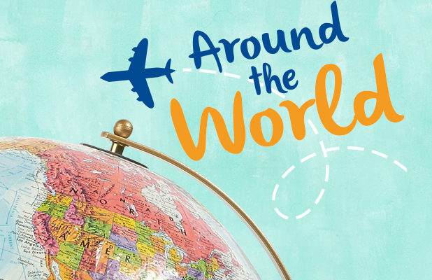 PREVIEW: AROUND THE WORLD – Limited Edition ab Ende März bei Rossmann