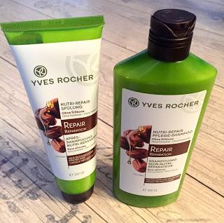 Yves Rocher Shampoo für trockenes Haar