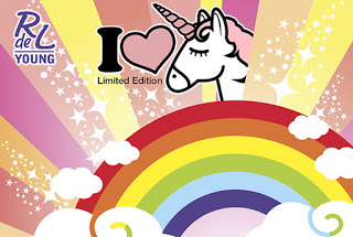 Einhorn I Love Unicorns RdeL Young