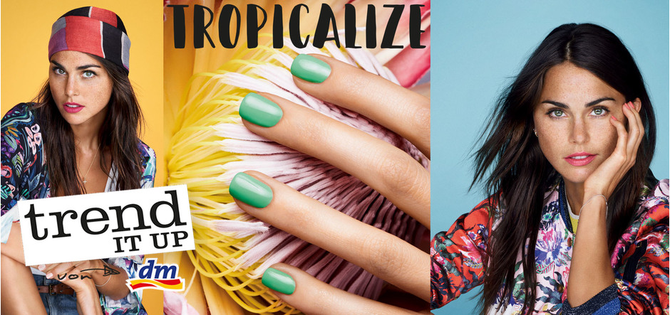 PREVIEW: Die neue trend IT UP Limited Edition 'Tropicalize'