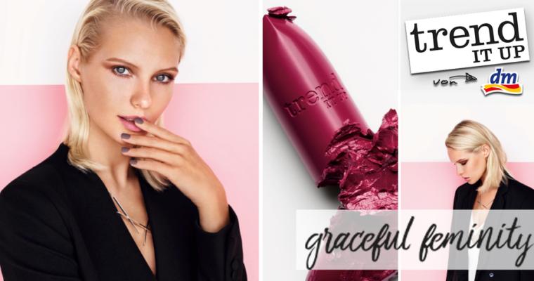 Schon entdeckt? Graceful Feminity – die neue Limited Edition von trend IT UP!