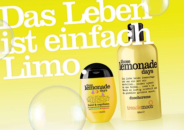 PREVIEW: Das Leben ist einfach Limo. Treaclemoon – Those Lemonade Days
