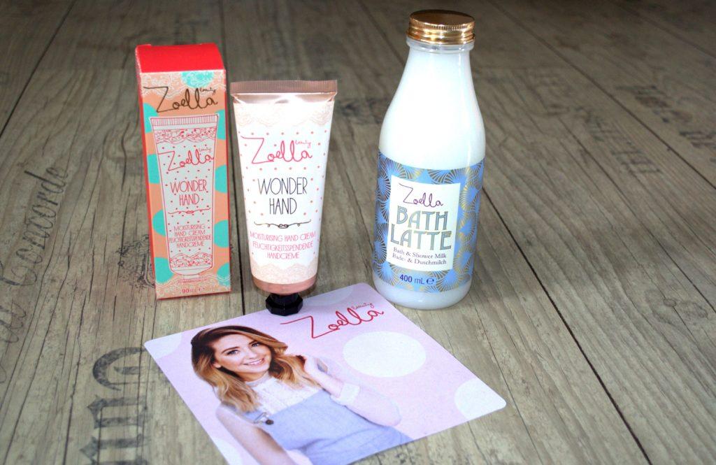 Anzeige  –  Zoella Beauty bei Rossmann