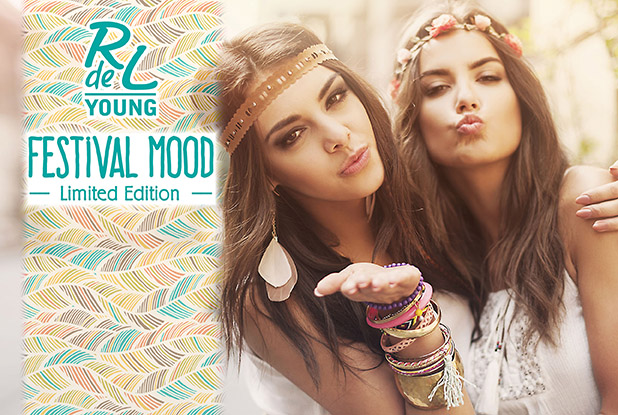 "PREVIEW: Die ""Festival Mood"" Limited Edition von Rival de Loop Young"