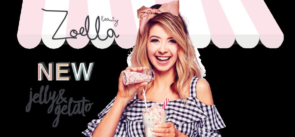 PREVIEW: Jelly & Gelato – die neue Limited Edition von Zoella Beauty