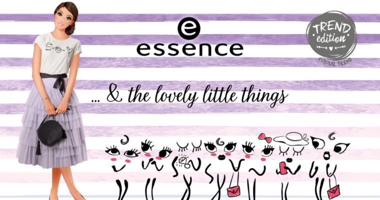 PREVIEW: essence & the lovely little things