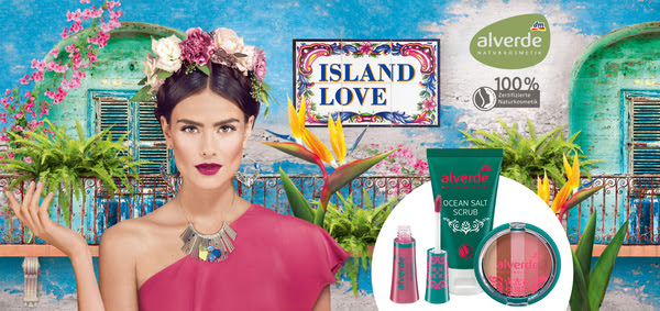PREVIEW: alverde Limited Edition Island Love
