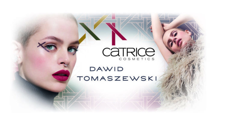 "CATRICE präsentiert Limited Fashion Edition ""Dawid Tomaszewski"""