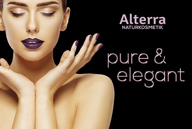 """PREVIEW: """"Pure & Elegant"""" – die neue limitierte Edition von Alterra Naturkosmetik ist da!"""