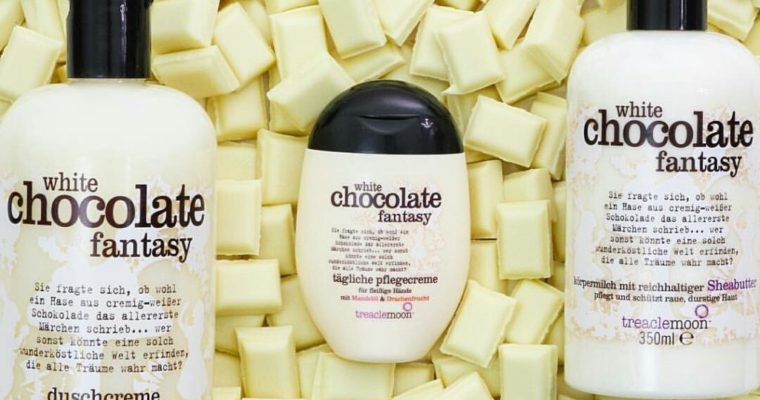 TREACLEMOON WHITE CHOCOLATE FANTASY für kurze Zeit bei dm