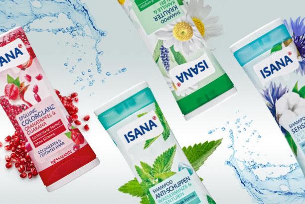 PREVIEW: Die neuen Shampoos & Spülungen von ISANA