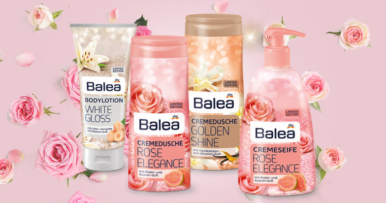 Balea Winter Limited Edition