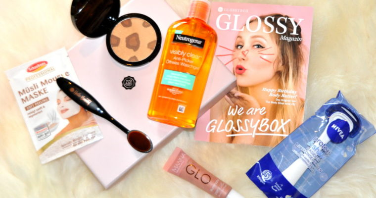 Glossybox August 2017 – We Are Glossybox Edition
