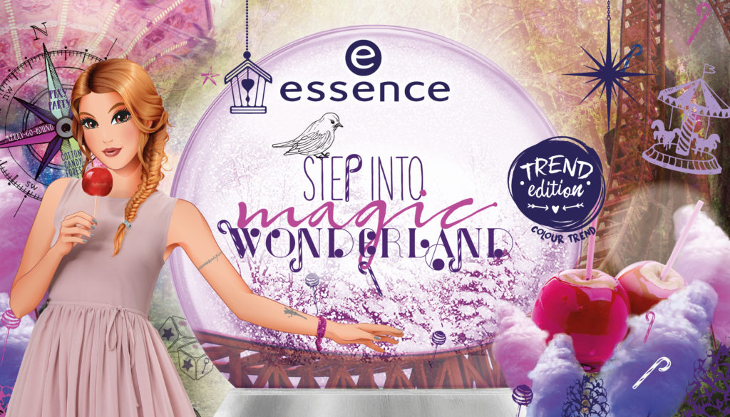 ESSENCE – STEP INTO MAGIC WONDERLAND