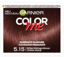Garnier Color me - finde deine Lieblingshaarfarbe!