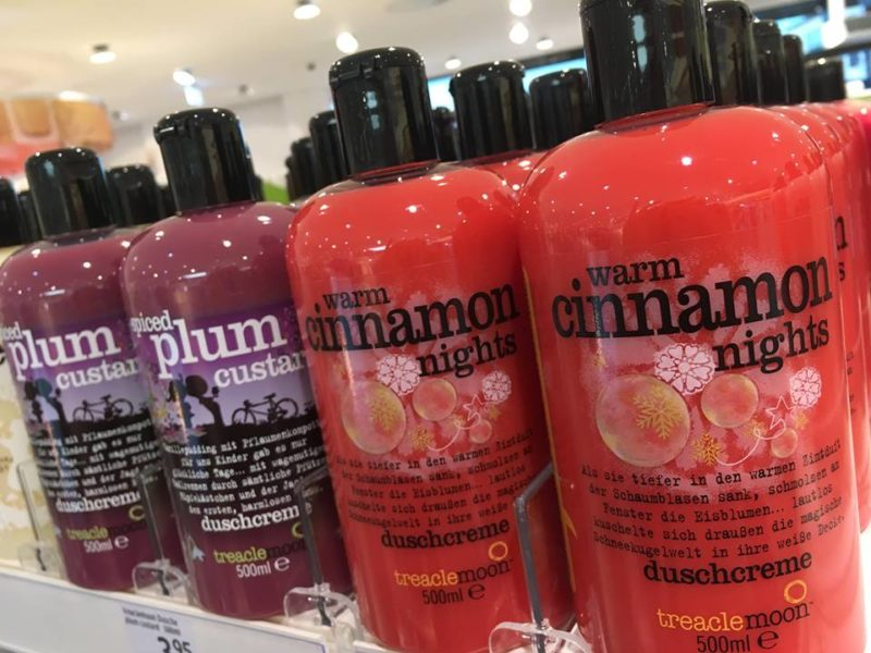 Warm Cinnamon Nights