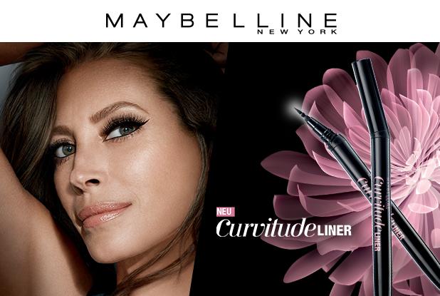 Neuheit für den perfekten Eyeliner-Strich: der Master Precise Curvitude Eyeliner von Maybelline New York!