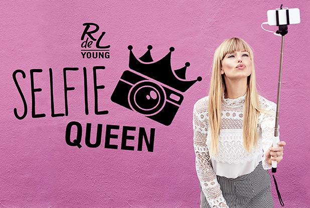 Bist du eine Selfie Queen? Dann kommt hier die perfekte LE von RdeL Young für dich.