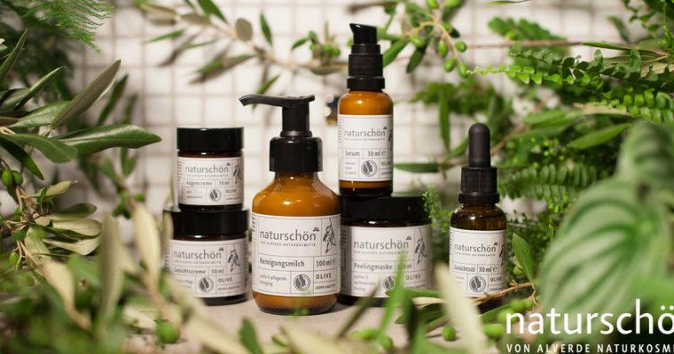 Neue Pflege für einen ausgeglichenen Teint: naturschön von alverde NATURKOSMETIK