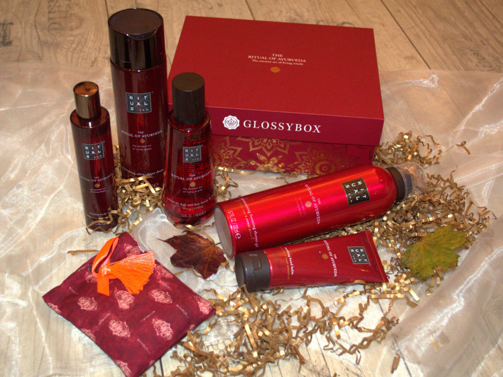 Glossybox Rituals Special Edition im Oktober – The Ritual of Ayurveda