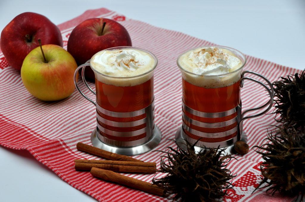 Apple Spice – heißer Apfelpunsch, das perfekte Herbstgetränk