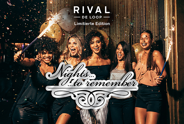 Nights to remember – die neue limitierte Edition von Rival de Loop