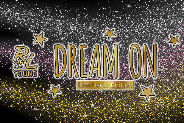 """Dream on"" mit der neuen limitierten Edition von RdeL Young"