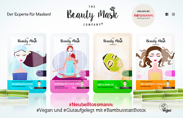 #BambusstattBotox mit The Beauty Mask Company