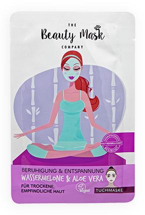 The Beauty Mask Company Tuchmasken