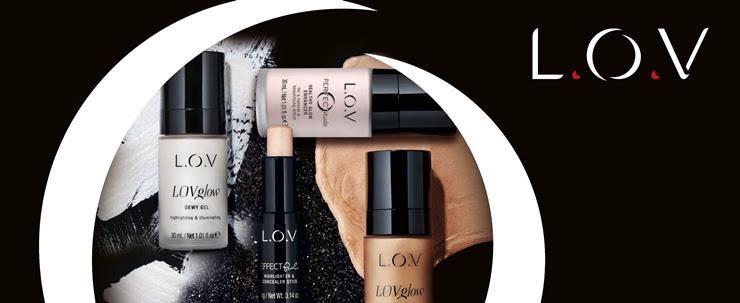 L.O.V Online Exclusive im November: Der Dewy Skin Trend