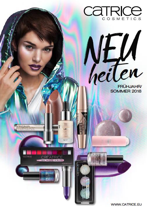Catrice Neuheiten 2018 – Beauty Trend DEWY