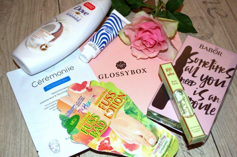 Glossybox Oktober 2017