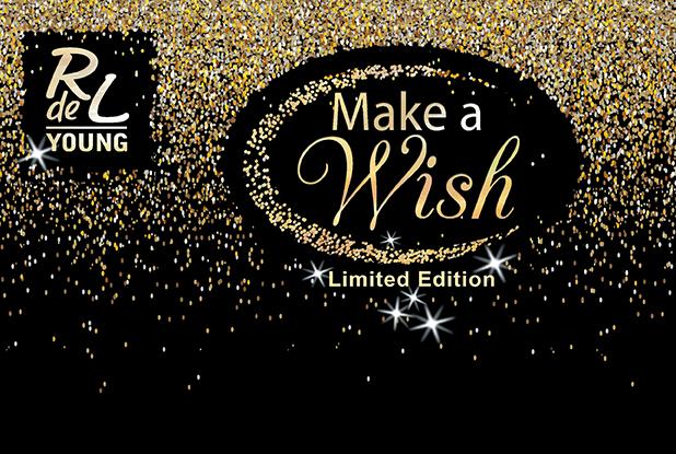"""""""Make a Wish"""" mit der neuen limitierten Edition von RdeL Young!"""
