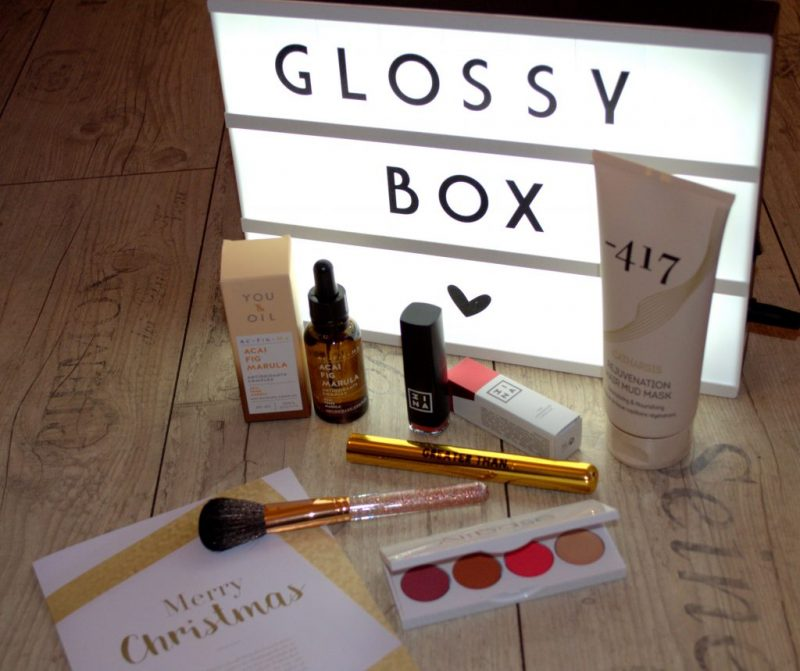 Glossybox - Merry Christmas Edition