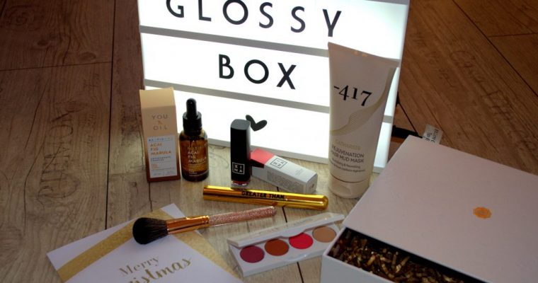 Special Christmas Glossybox – Merry Christmas Edition