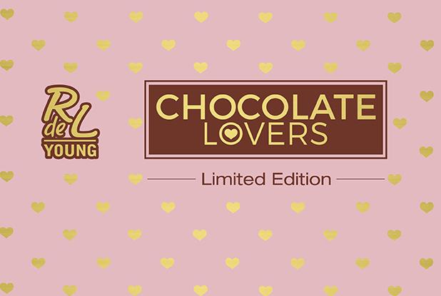 Chocolate Lovers aufgepasst: Schokogenuss ohne Hüftgold Gefahr gibt es mit der neuen LE von Rival de Loop!