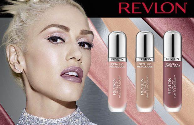 Die REVLON® Ultra HD Matte Lipcolor™ Metallic – einfach nur WOW!!