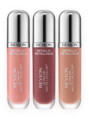Die REVLON® Ultra HD Matte Lipcolor™ Metallic